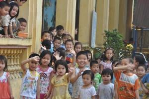 Vietnamese preschoolers