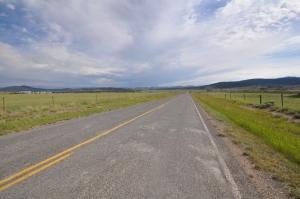 Empty Road, Helena Tri